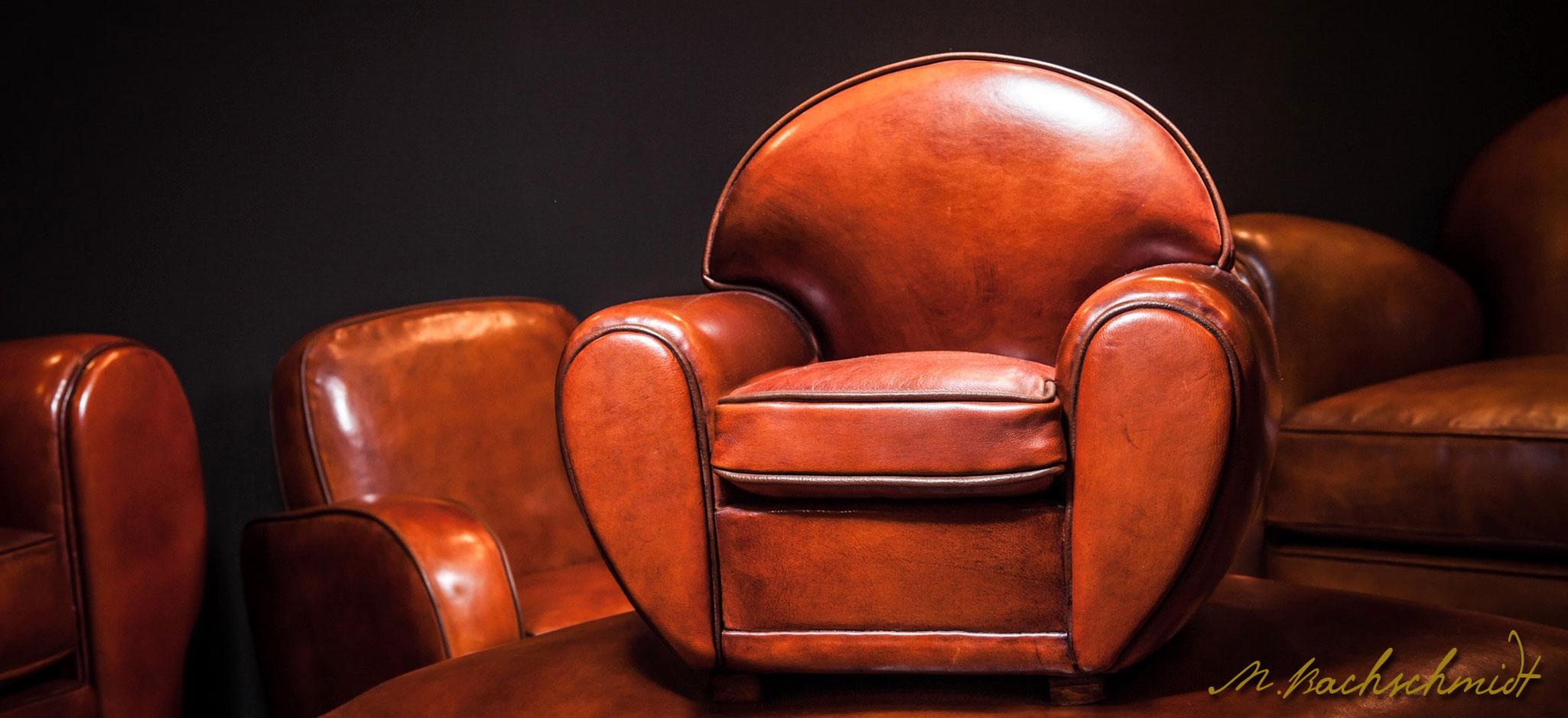 Fauteuil Club A Restaurer fauteuil club, un véritable design français d'exception