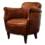 Fauteuil Club Marquise