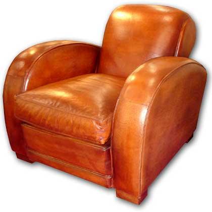 Camargue fauteuil club Bachschmidt Décoration