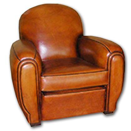Double fauteuil club Bachschmidt Décoration