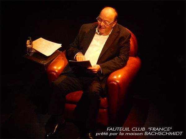 fauteuil club France prêt Michaël Bachschmidt