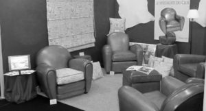 Exposition fauteuil club Strasbourg