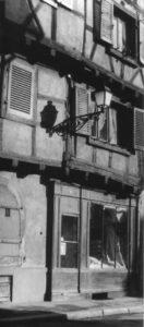 Mukakastele à Colmar avant 1966