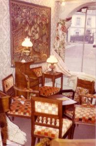 1976 Show-Room Bachschmidt Décoration