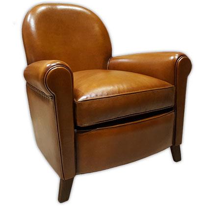 fauteuil club Alsace